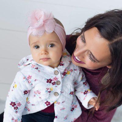 Miss Zahra – 8 months