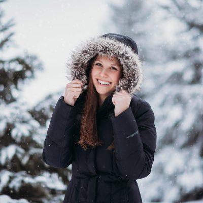 Rachel – Hastings High School Senior Model